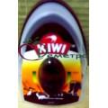 Киви Губка-экспресс с дозатором крема коричневая