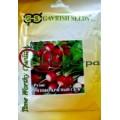 Редис розово-красный с белым конч 50г